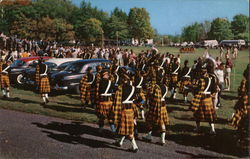 Autumn Spectacle, the Tartan Plaids of Wooster College