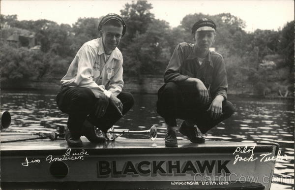 Sailors for the Blackhawk Boat Wisconsin Dells