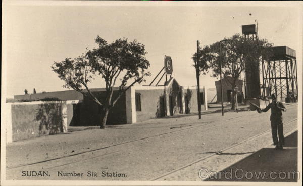 Number Six Station Sudan Africa