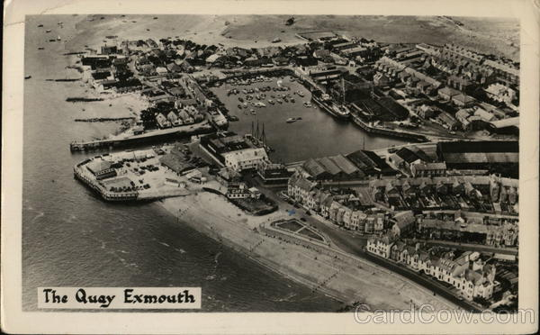 The Quay Exmouth England