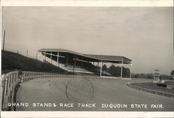Grand Stand & Race Track, Du Quoin State Fair