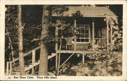 East Shore Cabin, Three Mile Island
