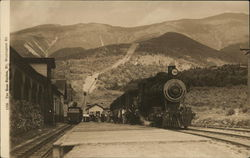The Base Station, Mt. Washington Railway