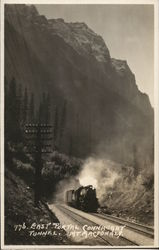 776. East Portal Connaught Tunnel, Mt. Macdonald