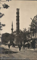 Column of Constantine or Burnt Column