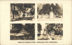 views of Arbor Lodge