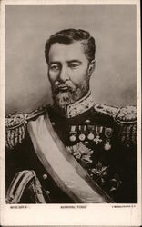 Admiral Togo Heihachiro of the Imperial Japanese Navy