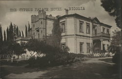 The Cyprus Palace Hotel