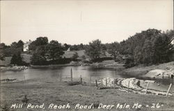 Mill Pond, Reach Road