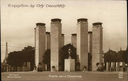 International Exposition of Modern Industrial and Decorative Arts (Paris Worlds Fair)