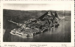 General View of Gibraltar