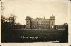 Kimberley Hall