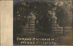 Ottawa University - Entrance