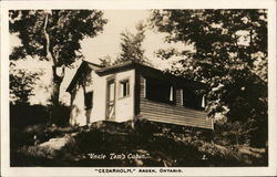 "Uncle Tom's Cabin, ""Cedarholm"