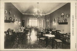 Dining Room at Anglo-American