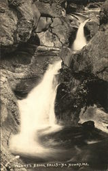 Wight's Brook Falls