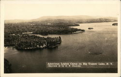 American Legion Camp on Big Tupper Lake