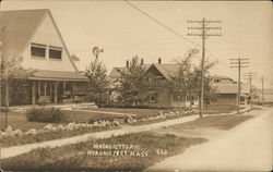 Wachusetts Ave Postcard