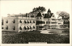 Mansion House and Baths, Poland Spring Postcard