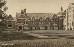 Wellesley College - Claflin Hall