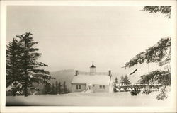 Marlboro Tavern in Winter