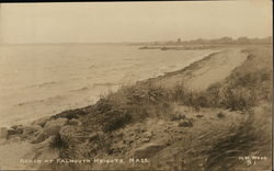 Beach at Falmouth Heights