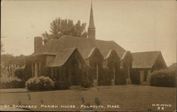 St. Barnabas Parish House