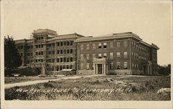 New Agricultural & Argonomy Halls - Farmingdale State College - Circa 1910