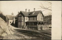 Oliver Wendell Holmes House