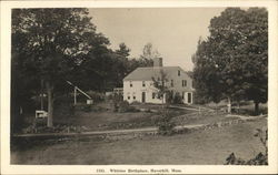 Whittier Birthplace