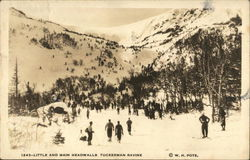 Little and Main Headwalls, Tuckerman Ravine