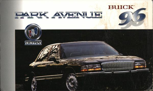 1996 Buick Park Avenue Ultra Cars