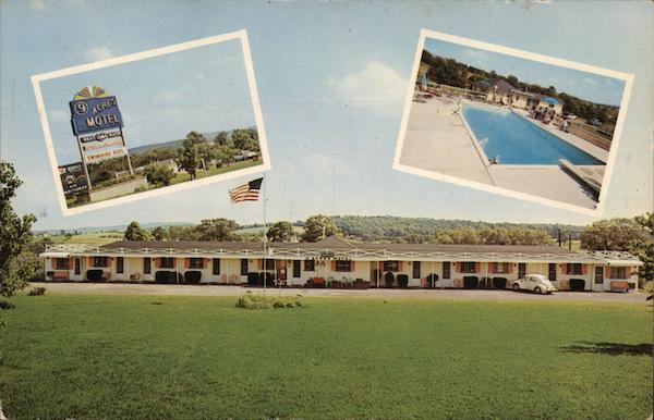 9 Acres Motel Annandale New Jersey