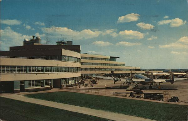 Greater Pittsburgh Airport Pennsylvania Paul M. Penney