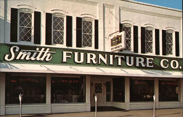 Smith Furniture Co. Rice Lake Wisconsin
