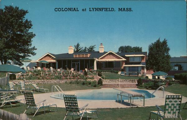 Colonial Country Club Lynnfield Massachusetts