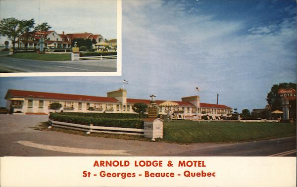 Arnold Lodge & Motel St-Georges-Beauce Canada Quebec