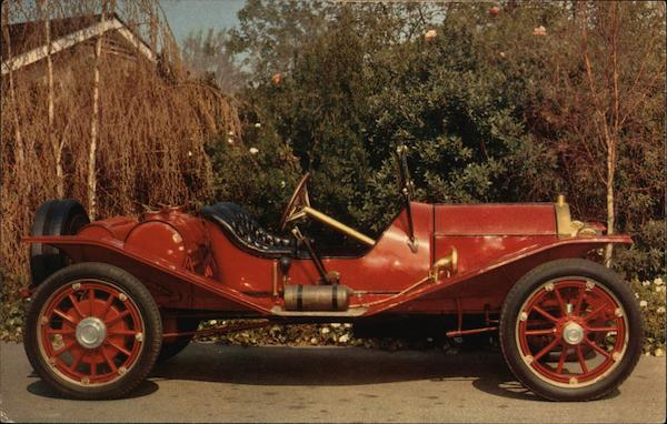 1911 Marmon Speedster Model 32 Cars