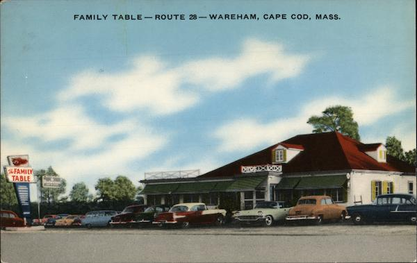 Family Table Wareham Massachusetts