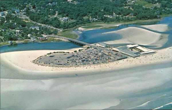 Famous White Sand Beach Ogunquit Maine