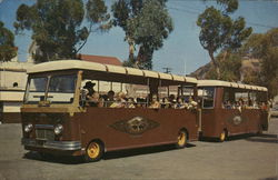 Avalon - Cataline Island - Southern California Bus
