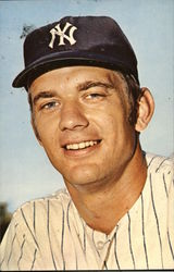 Stan Bahnsen - New York Yankees