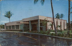 Boynton Beach Office of First Federal Savings and Loan Association of Lake Worth Postcard