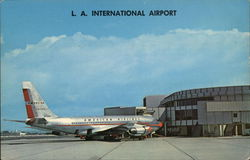 L. A. International Airport