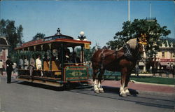 The Main Street Trolley
