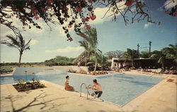 Estate Carlton Hotel & Country Club Postcard