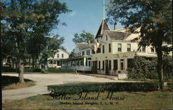 Shelter Island House and The Arbor on Long Island