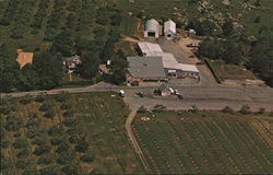 Brookfield Orchards, Picturesque Apple Packing House and Country Store
