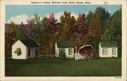 Spencer's Cabins, Mohawk Trail