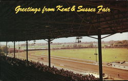 Kent & Sussex Fair - Grandstand & Track